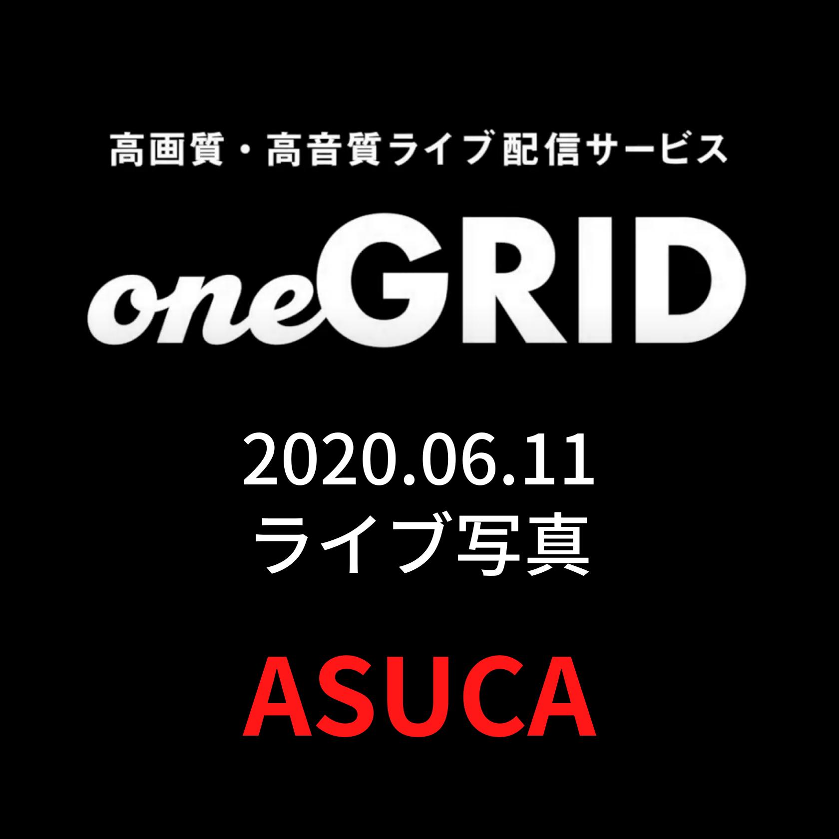 6/11 ASUCA Live写真